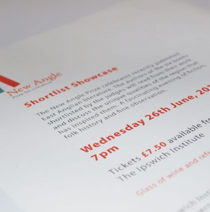 Ipswich Institute 2013 Prize for Literature